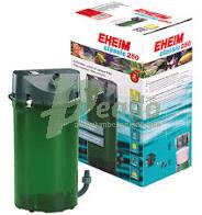 Eheim filter Classic 250, met filtermassa