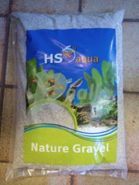 Aquarium grind fijn naturel (loire) 9kg
