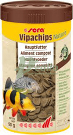 Sera Vipachips nature 100ml