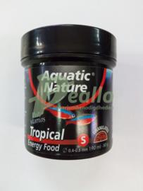 Aquatic nature tropical energy food small 80gram