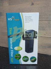 HS tico 240 binnenfilter 1350 l/h