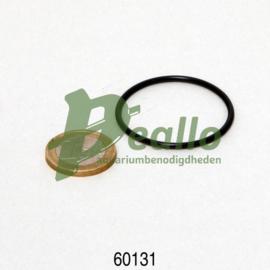 JBL losse o-ring/rubber tbv van rotordeksel 1500/1/2 - 1900/1/2 (6013100)