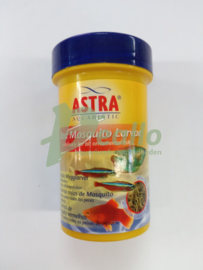 Astra gevriesdroogde rode muggenlarven 100ml