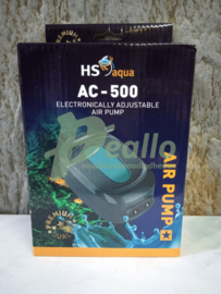 HS aqua luchtpomp AC - 500