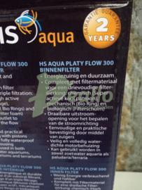 HS aqua platy flow 300 binnenfilter