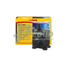 sera filter- en transportpompen FP 1500