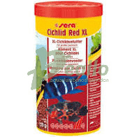 sera Cichlid Red XL 1L
