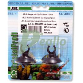 JBL Zuignap met clip 12mm