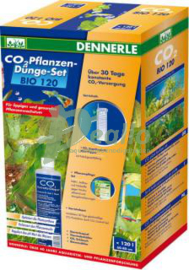 Dennerle CO2 PLANTENMESTSTOF SET BIO 120