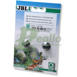 JBL Zuignap met klem 5mm tbv oa thermometer (2 stuks)
