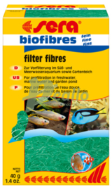 Sera biofibres fijn 40gram