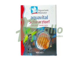 Aquarium munster aquavital schwarztorf