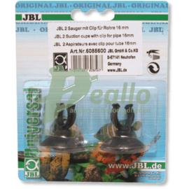 JBL Zuignap met clip 16mm (2x)