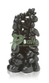 biOrb kiezelsteen ornament L zwart