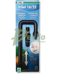 JBL InSet 16/22  CristalProfi e1501 1502 aanzuigbuis