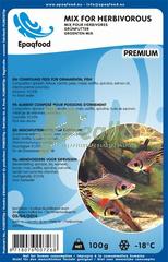 Diepvries herbifor groenvoermix