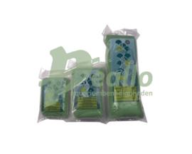 Filterwatten groen 250 gram