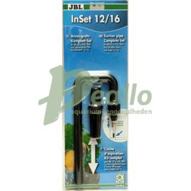 JBL InSet 12/16 aanzuigbuis met korf CristalProfi