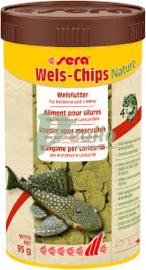 Sera Wels-chips nature 100ml