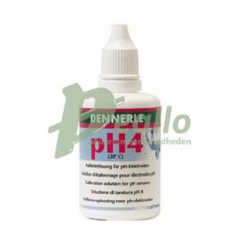 Dennerle PH 4 ijkvloeistof