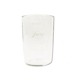 Reserve glazen Jura melkbeker