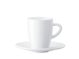 Jura Espressokop en schotel 2 stuks