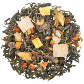 Versterken Biologische groen thee 50 gram