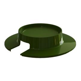 Deksel waterreservoir model '68 Groen