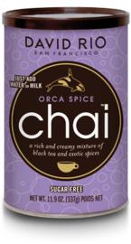 David Rio Orca Spice Chai Thee