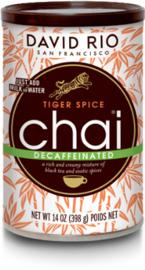 David Rio Tiger Spice Chai Decaf