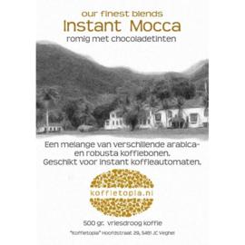 Koffietopia Instantkoffie (vriesdroog) Mocca