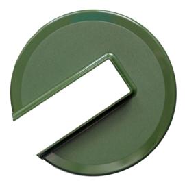 Deksel filterhouder Groen