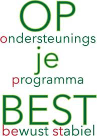 Ondersteunings Programma OP je BEST