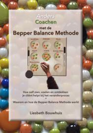 """Boek: """"Anders coachen met de Bepper Balance Methode"""" Auteur: Liesbeth Bouwhuis"""