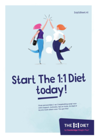 Intake gesprek voor 1op1 Dieet