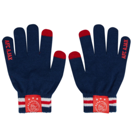 Ajax handschoenen junior, maat L-XL