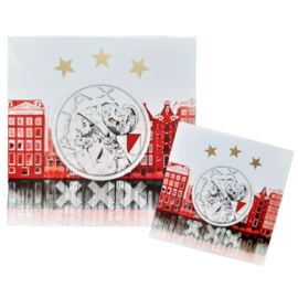 Ajax giftcard met magneet