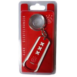 Ajax sleutelhanger opener