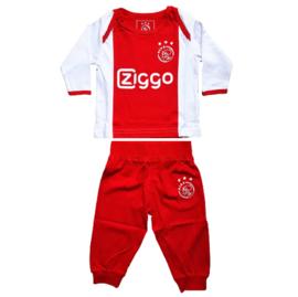 Ajax baby pyjama, maat 62-68