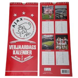 Ajax verjaardagskalender
