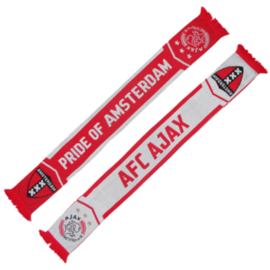 """Ajax sjaal """"pride of Amsterdam"""""""