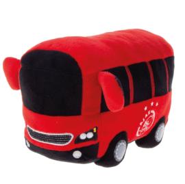 Ajax pluche bus