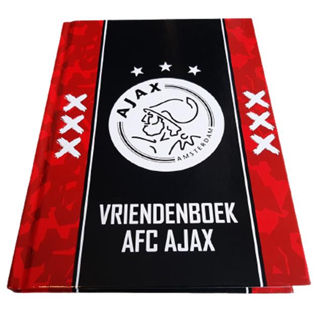 Ajax vriendenboekje