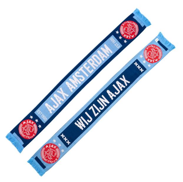 """Ajax sjaal """"uit 2020-2021"""""""