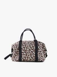 MAMA LICIOUS ISABELLE CHANGING BAG SANDSHELL
