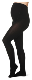 NOPPIES MATERNITY TIGHTS COTTON ZWART