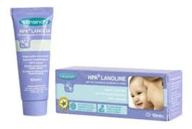 LANSINOH LANOLINE TEPELZALF 10ML