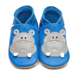 INCH BLUE HIPPO BLUE/GREY verkocht