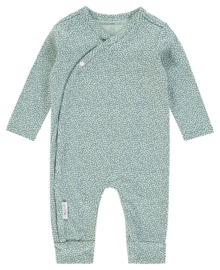 NOPPIES BABYROMPER DALI GREY MINT