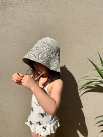 ELODIE KINDNESS CAT SUN HAT